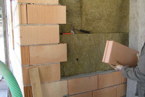 verarbeitung von ziegelmauerwerk ziegel ziegel. Black Bedroom Furniture Sets. Home Design Ideas